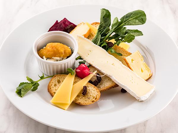 Dessert or Digestif or Cheese