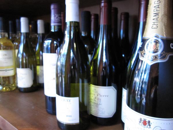 vins = ワイン