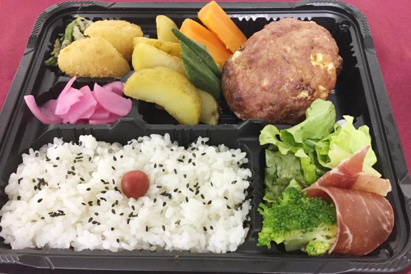 お弁当 500円(税込)