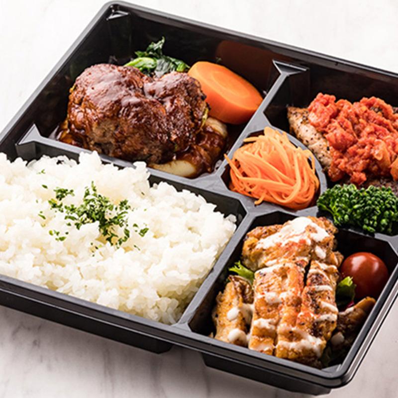 石川亭の味をお弁当で!楽しいランチタイム!